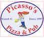 Picasso's Pizza & Pub logo