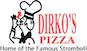 Dirko's Pizza logo