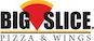 Big Slice Pizza logo