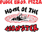 Pudge Bros Pizza -  Commerce logo