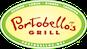Portobello's Grill logo