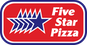 Five Star Pizza logo