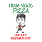 Little Nicki's Pizza logo