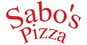 Sabo's Pizza logo