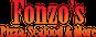 Fonzo's Pizza,Seafood & More logo