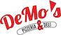 DeMo's Pizzeria & Deli logo