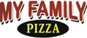 My Family Pizza logo