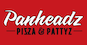 Panheadz Pizza & Pattyz logo