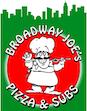 Broadway Joe's Pizzeria logo