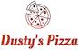 Dusty's Pizza logo