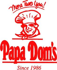 Papa Dom's Pizza