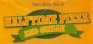 Halftime Pizza & Grille