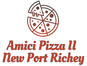 Amici Pizza II New Port Richey logo