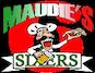 Maudie's Sixers logo