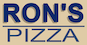 Ron's Pizza logo