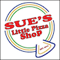 Sue's Little Pizza Shop logo