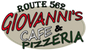 Giovanni's Cafe & Pizzeria logo