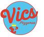 Vics Pizzeria logo