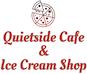 Quietside Cafe & Ice Cream Shop logo