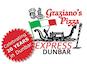 Graziano's Pizza Express  logo