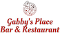 Gabby's Place Bar & Restaurant logo