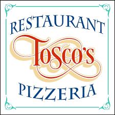 Tosco's Pizzeria logo