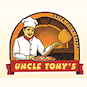 Uncle Tony's Pizza logo