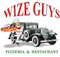 Wize Guys Brick Oven Pizzeria & Restaurant logo