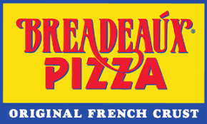 Breadeaux Pizza logo
