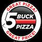 5 Buck Pizza logo