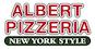 Albert Pizzeria logo