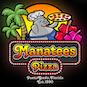 Manatees Pizza logo