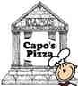 Capo's Pizza III logo