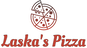 Laska's Pizza logo