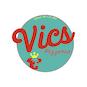 Vic's Pizzeria Wildwood  logo