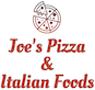Joe's Pizza & Italian Foods logo