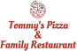 Tommy's Pizza & Family Restaurant logo