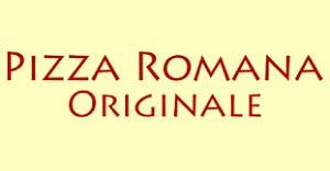 Pizza Romana Originale