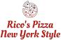 Rico's Pizza New York Style logo