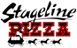 Stageline Pizza logo