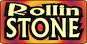 Rollin Stone Pizza Pub logo