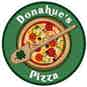 Donahues Pizza logo