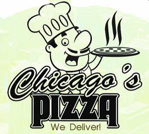 Chicago's Pizza #2 logo