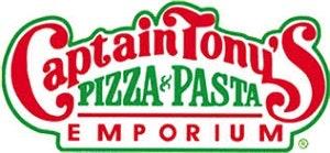 Captain Tony's Pizza & Pasta Emporium logo