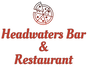 Headwaters Bar & Restaurant logo