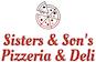 Sisters & Son's Pizzeria & Deli logo