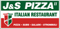 J & S Pizza II & Italian Restaurant logo