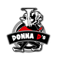 Donna D's Family Pizza logo