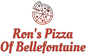 Ron's Pizza Of Bellefontaine logo