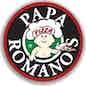 Papa Romano's Pizza & Mr. Pita logo